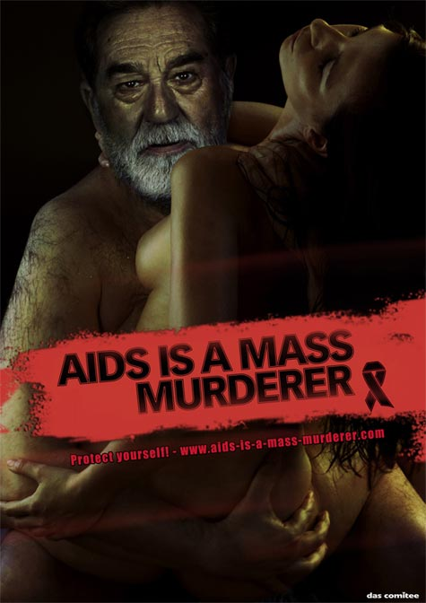 Saddam - World Aids Day 2009