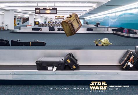 Disney Star Wars Weekends - Yoda
