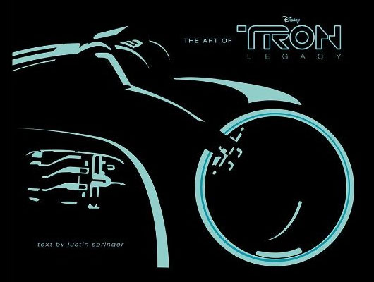 The Art of Tron LEgacy