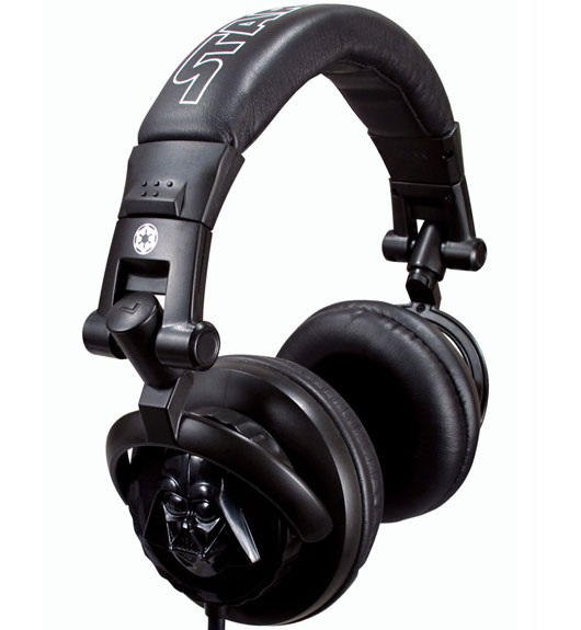 Star Wars Darth Vader Headphones