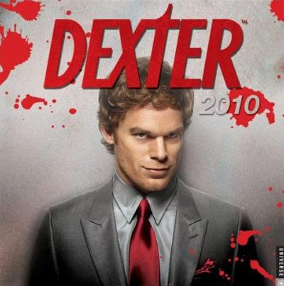 Dexter 2010 Wall Calendar