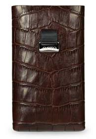 Octovo Leather iPhone Cover