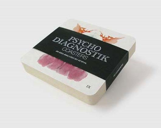 Psycho Diagnostik Coaster