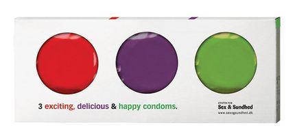 Condom Packaging