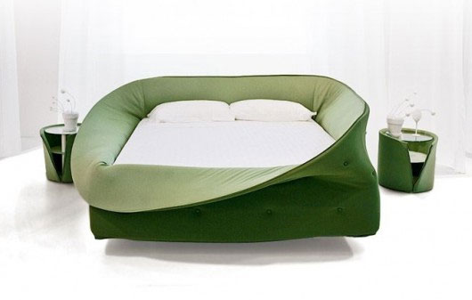 Italian furniture design lago col letto beds antilogic for Bad design furniture