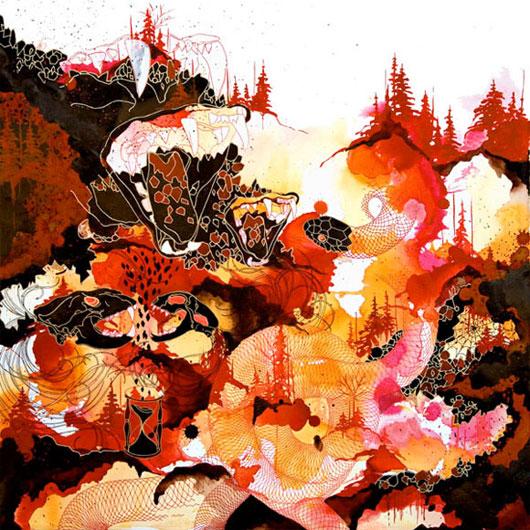 Hannah Stouffer Abstract