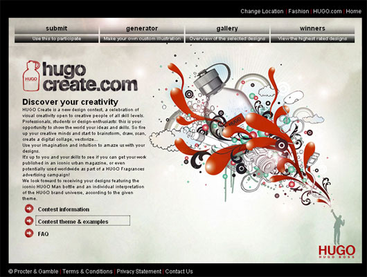 Hugo Create - Hugo Boss