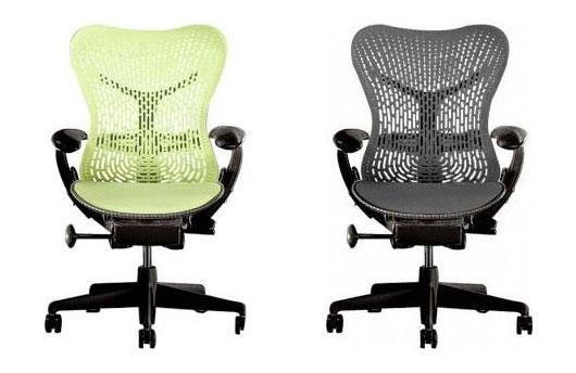 best office chair : mirra chair by herman miller office furniture