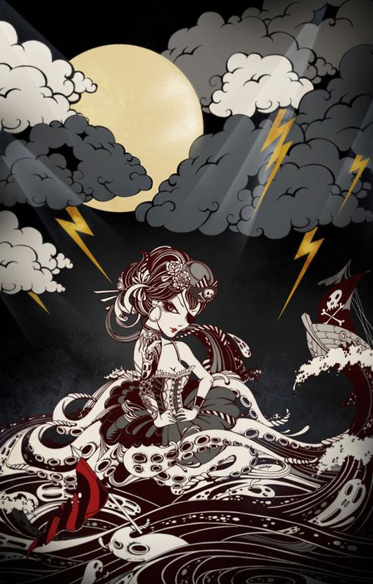 Lock Sin - Ocean Story