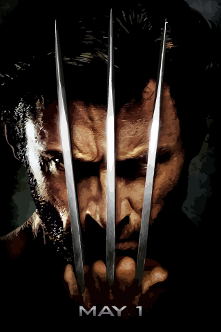iphone wallpaper free. Wolverine iPhone wallpaper