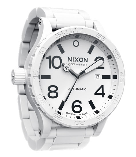 The Nixon Ceramic 51-30 will set up you $2,400 , all I can say is: It ...