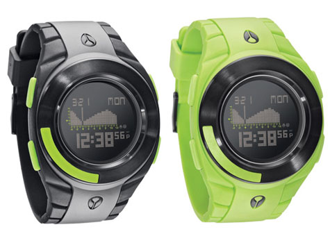 Nixon Outsider Tide Watches