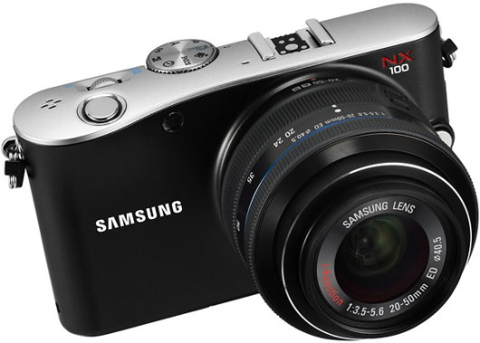 Samsung NX-100 Digital Camera