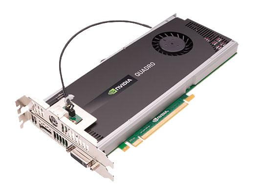 Nvidia Quadro 4000 Mac Graohics Card