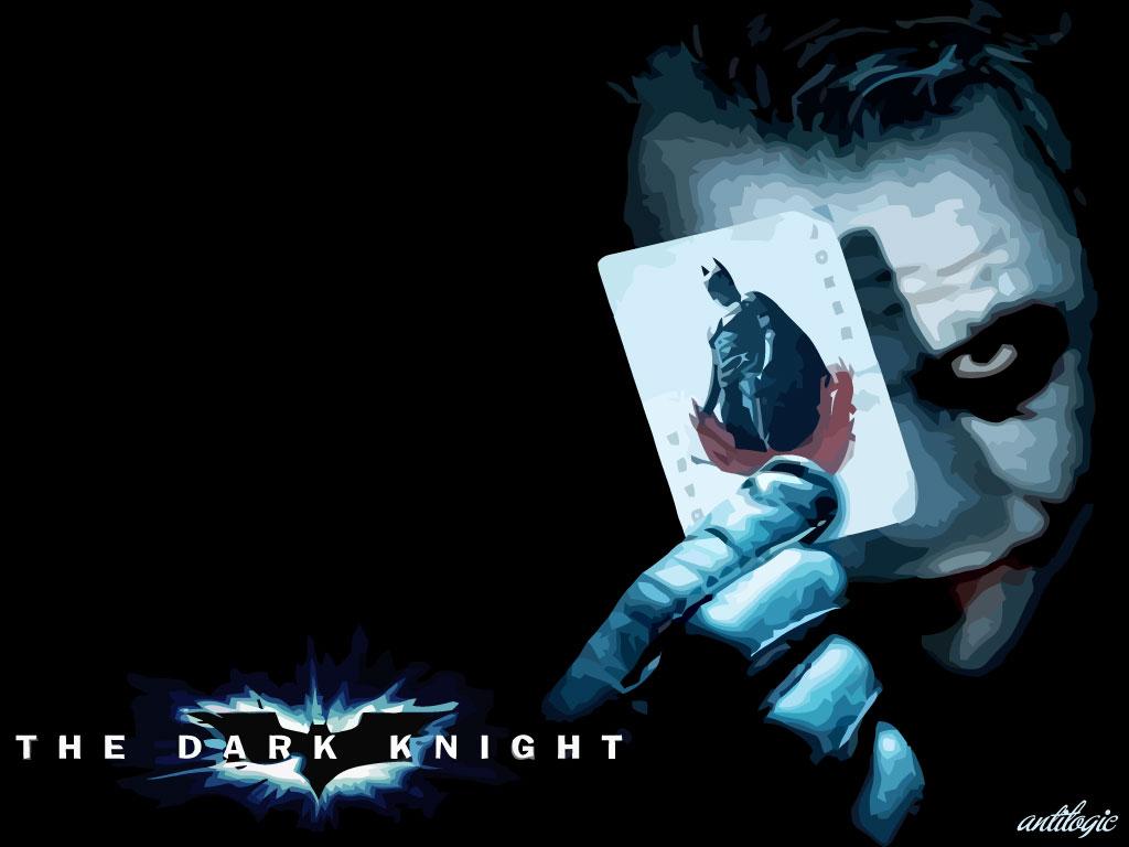 The Dark Knight – Joker Wallpaper 1024×768