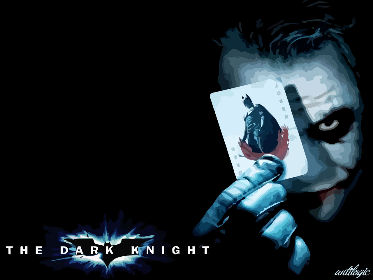 wallpapers:Batman dark night