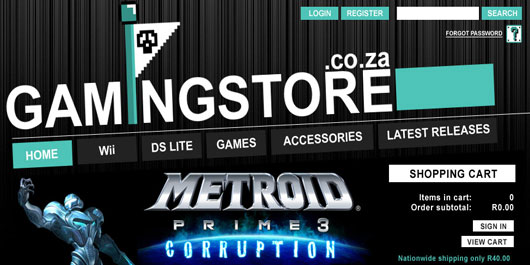 Gaming Store